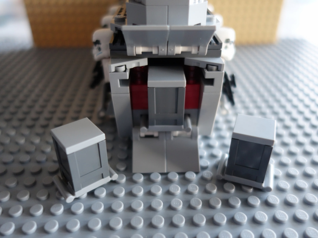 Lego Star Wars] MOC v2 – Imperial Troop Transport